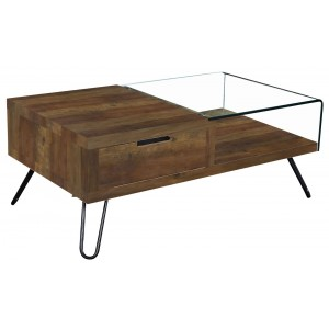 Overton Coffee Table Oak...