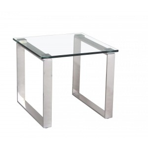 Carter Glass Lamp Table...