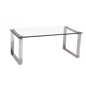 Carter Glass Coffee Table...