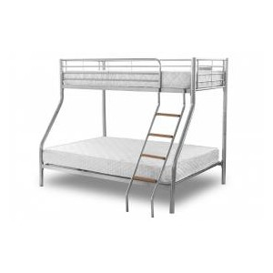 Alexa Triple Bunk White