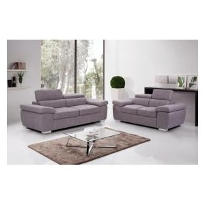 Amando Fabric 3 Seater Sofa...