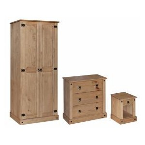 Amazon Trio Wardrobe,Chest...