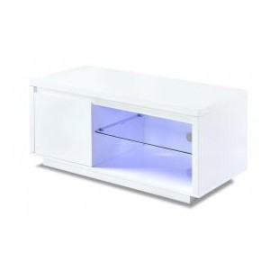 Astana LED TV Unit White...