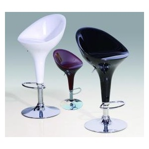Bar Stool Model 2 White...