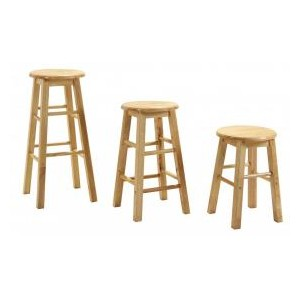 Bar Stool 29 Natural (Sold...