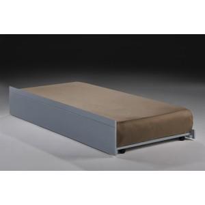Tripoli Bunk Bed Trundle Grey