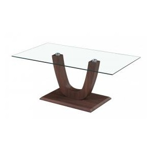 Capri Coffee Table Clear...