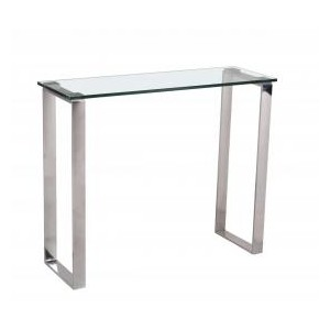 Carter Glass Console Table...