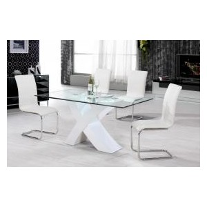 Arizona Dining Chair Chrome...
