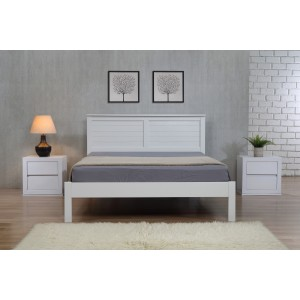 Wilmot King Size Bed Grey