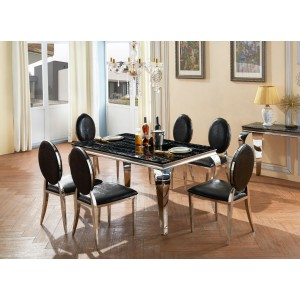 Arriana Marble Dining Table...