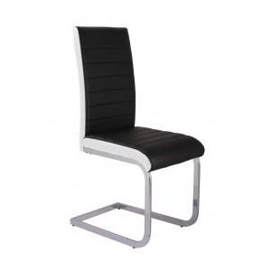 Ryker PU Chairs Chrome &...