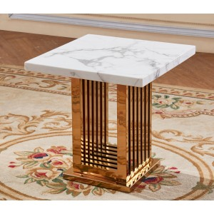 Tuscany Marble Lamp Table...