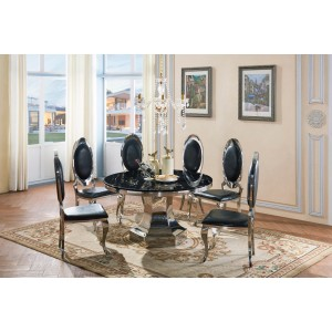 Vasto Marble Dining Table...