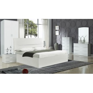 Arden White High Gloss...