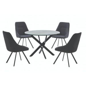 Ascot Linen Dining Chair...