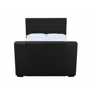 Marbella TV Bed PVC King...