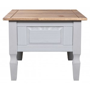 Corona Grey Lamp Table (2s)