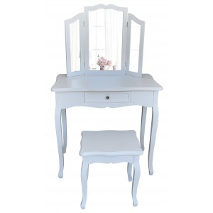 Chloe Dressing Table with...