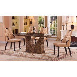 Jarvis PU Dining Chair with...