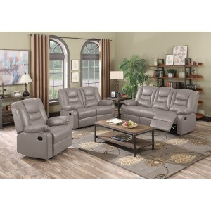Kirk Recliner LeatherGel &...