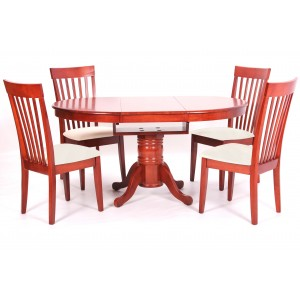 Leicester Dining Set with 4...