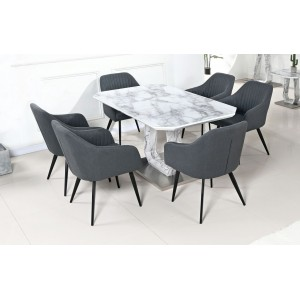 Westlake Fabric Dining...