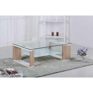 Zola Glass Coffee Table...