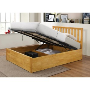 Zoe Storage King Size Bed...