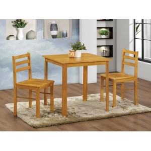 York Small Dining Set with...