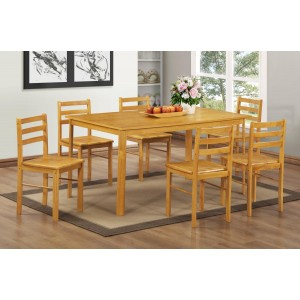 York Large Dining Set with...