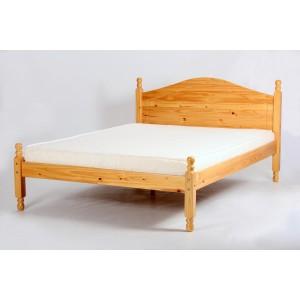 Veresi  Pine Bed 4 Foot