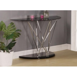 Uplands Glass Console Table...