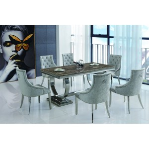 Langa Fabric Dining Chair...