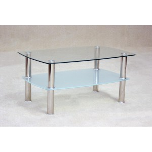 Togo Clear Coffee Table