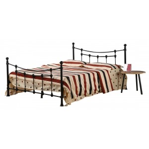 Surrey King Size Bed Black
