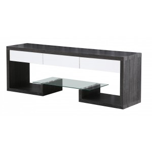 Samba TV Unit Black & White...