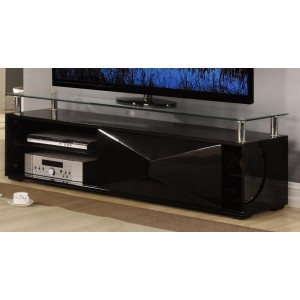Rowley Black High Gloss TV...