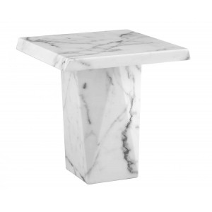 Rhine Marble Lamp Table