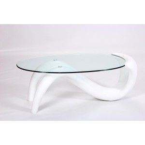 Pike Coffee Table White