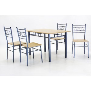 Oslo Large Dining Set with...