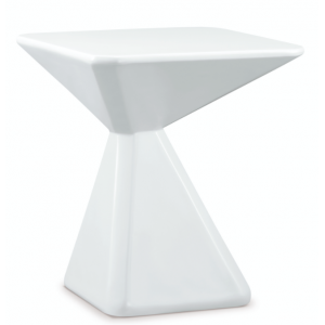 Napa Lamp Table White