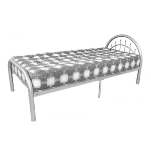 Morning Sun Single Bed Black