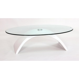 Morgan Coffee Table White