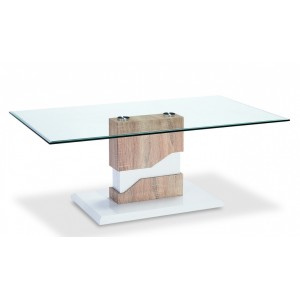 Milton Glass Coffee Table...
