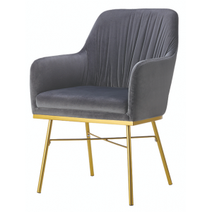 Middleton Velvet Arm Chair...
