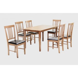 Massa Large Dining Set with...