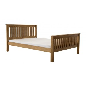 Manila HFE Pine Bed Double...