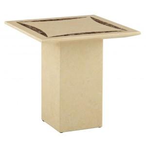 Malaga Marble Lamp Table